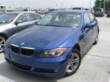 2008 Montego Blue Metallic BMW 3 Series 328i Sedan #16907754