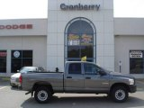 2008 Mineral Gray Metallic Dodge Ram 1500 ST Quad Cab 4x4 #16899882