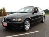 2004 Jet Black BMW 3 Series 325i Sedan #16959455