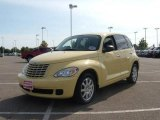 2007 Pastel Yellow Chrysler PT Cruiser Touring #16959469
