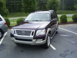 2006 Dark Cherry Metallic Ford Explorer Eddie Bauer #16967357