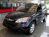 2007 Royal Blue Pearl Honda CR-V EX 4WD #16969250