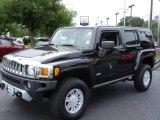 2009 Black Hummer H3  #16983616