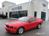 2007 Torch Red Ford Mustang GT Premium Coupe #16994907