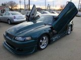 2003 Ford Mustang Tropic Green Metallic