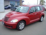 2007 Inferno Red Crystal Pearl Chrysler PT Cruiser  #1703823