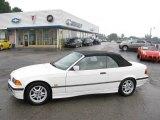 1997 Alpine White BMW 3 Series 328i Convertible #17052504