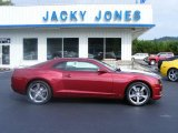 2010 Red Jewel Tintcoat Chevrolet Camaro SS/RS Coupe #17052348
