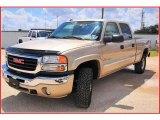 2005 GMC Sierra 2500HD Sand Beige Metallic