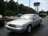 2009 Silver Birch Metallic Mercury Grand Marquis LS Ultimate Edition #17045137