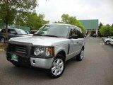 2004 Zambezi Silver Metallic Land Rover Range Rover HSE #17053345