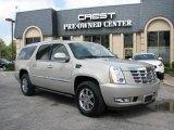 2007 Gold Mist Cadillac Escalade ESV AWD #17051501