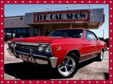 1967 Chevrolet Chevelle SS Super Sport 2 Door Coupe Data, Info and Specs