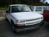 2001 Summit White Chevrolet Silverado 1500 Regular Cab #17107867