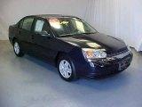 2005 Dark Blue Metallic Chevrolet Malibu LS V6 Sedan #17114272