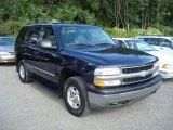 2004 Dark Blue Metallic Chevrolet Tahoe LS 4x4 #17107872