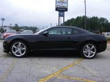 2010 Black Chevrolet Camaro SS Coupe #17110501