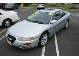 2000 Chrysler Sebring Ice Silver Metallic