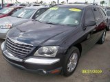 2004 Brilliant Black Crystal Pearl Chrysler Pacifica  #17115203