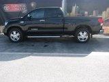 2007 Black Toyota Tundra Limited Double Cab 4x4 #1700544