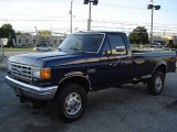1991 Ford F250 Regular Cab 4x4