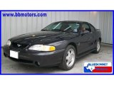 1994 Black Ford Mustang Cobra Coupe #17115641