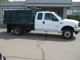 2004 Ford F450 Super Duty XL SuperCab 4x4 Chassis Data, Info and Specs