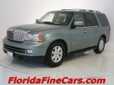 2006 Light Tundra Metallic Lincoln Navigator Luxury 4x4 #1700900