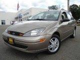 2004 Arizona Beige Metallic Ford Focus SE Sedan #17099101