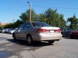 2002 Naples Gold Metallic Honda Accord EX Sedan #17108199