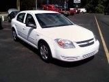 2007 Summit White Chevrolet Cobalt LS Sedan #17099116