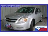2007 Ultra Silver Metallic Chevrolet Cobalt LS Sedan #17115626