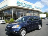 2007 Royal Blue Pearl Honda CR-V EX-L 4WD #17108134