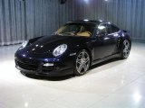 2007 Midnight Blue Metallic Porsche 911 Turbo Coupe #171465