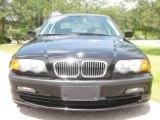 2000 Jet Black BMW 3 Series 328i Sedan #17170971
