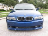 2002 Topaz Blue Metallic BMW 3 Series 330i Sedan #17170970