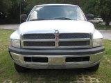2001 Bright White Dodge Ram 2500 ST Quad Cab #17170965