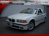 1998 Alpine White III BMW 3 Series 328i Sedan #17171903