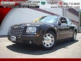 2005 Brilliant Black Crystal Pearl Chrysler 300 Touring #17171970