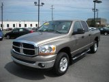 2006 Light Khaki Metallic Dodge Ram 1500 SLT Quad Cab 4x4 #17171852