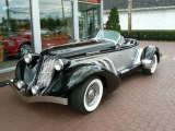 Speedster Motorcars 1936 Auburn Speedster Replica Colors