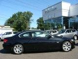 2007 Black Sapphire Metallic BMW 3 Series 335i Coupe #17185886