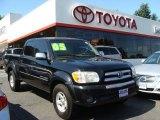 2005 Black Toyota Tundra SR5 TRD Double Cab #17191826