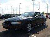 1999 Black Ford Mustang SVT Cobra Coupe #17191718