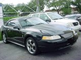 2000 Black Ford Mustang V6 Coupe #17196927