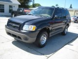 2001 Deep Wedgewood Blue Metallic Ford Explorer Sport #17200054