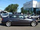 2007 Sparkling Graphite Metallic BMW 3 Series 335i Sedan #17185896