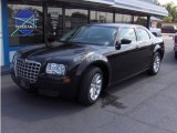 2008 Brilliant Black Crystal Pearl Chrysler 300 LX #17186383