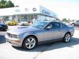 2007 Tungsten Grey Metallic Ford Mustang GT Premium Coupe #17198785