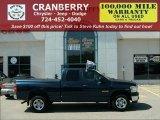 2008 Patriot Blue Pearl Dodge Ram 1500 SLT Quad Cab 4x4 #17189371
